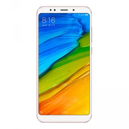 Смартфон Xiaomi Redmi 5 Plus 4/64GB Rose Gold фото 1