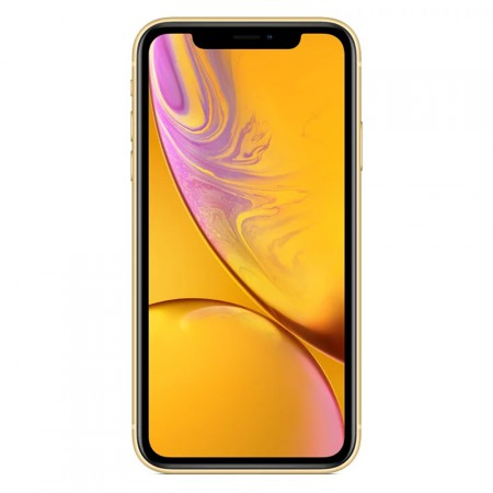 Смартфон Apple iPhone Xr 256 Гб Yellow фото 1