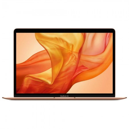 "Ноутбук Apple MacBook Air 13 2019 MVFN2 (Intel Core i5 1600 MHz/13.3""/2560x1600/8Gb/256Gb SSD/DVD нет/Intel HD Graphics 617/Wi-Fi/Bluetooth/MacOS X/Gold) фото 1"