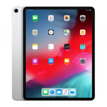 Планшет Apple iPad Pro 12.9 (2018) 512Gb Wi-Fi Silver фото 1