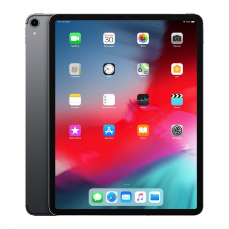 Планшет Apple iPad Pro 12.9 (2018) 512Gb Wi-Fi+Cellular Space Gray фото 1