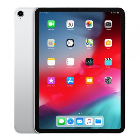 Планшет Apple iPad Pro 11 2018 256Gb Wi-Fi Silver фото 1