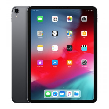 Планшет Apple iPad Pro 11 2018 256Gb Wi-Fi+Cellular Space Gray