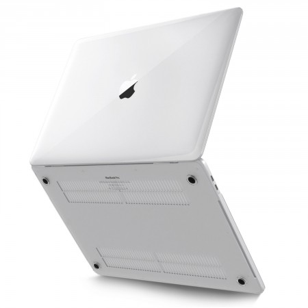"Защитная накладка HardShell Case for MacBook Air 13"" (A1932), Clear фото 1"