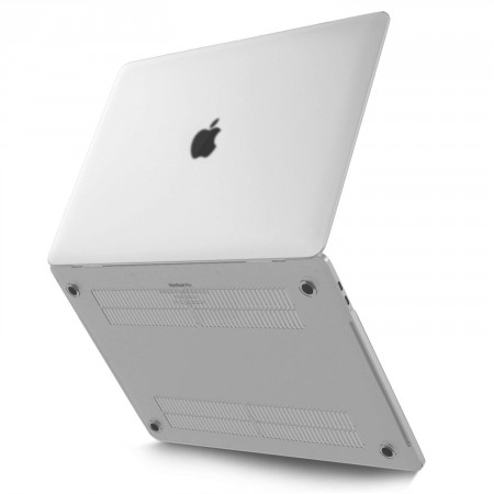 "Защитная накладка HardShell Case for MacBook Air 13"" (A1932), Frosted фото 1"