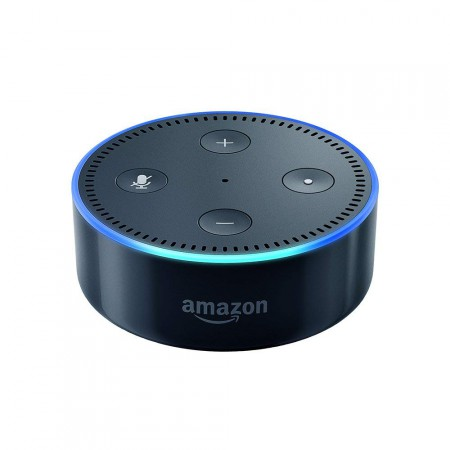 Умная колонка Amazon Echo Dot 2nd Gen, Black фото 1