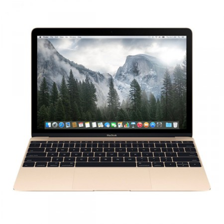 "Ноутбук Apple MacBook 12"" MRQN2 (Intel Core m3 1.2GHz/8GB/256GB/Intel HD Graphics 615/Gold) фото 1"