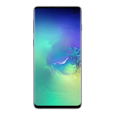 Смартфон Samsung Galaxy S10 128GB Аквамарин (SM-G973F/DS) фото 1