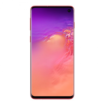 Смартфон Samsung Galaxy S10 128GB Гранат (SM-G973F/DS) фото 1