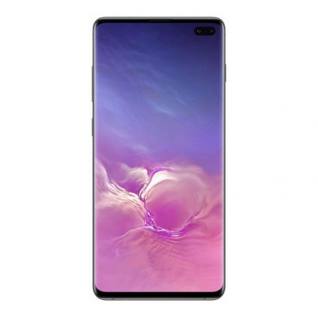 Смартфон Samsung Galaxy S10 Plus 128GB Оникс (SM-G975F/DS) фото 1
