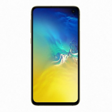 Смартфон Samsung Galaxy S10e 128GB Цитрус (SM-G970F/DS) фото 1