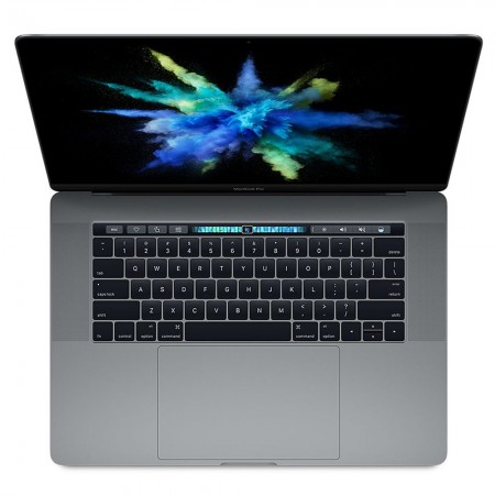 "Ноутбук Apple MacBook Pro 15"" Retina and Touch Bar 2019 MV902 (Intel Core i7 2600 MHz/15.4""/2880x1800/16GB/256GB SSD/AMD Radeon Pro 555X/Space Gray) фото 1"