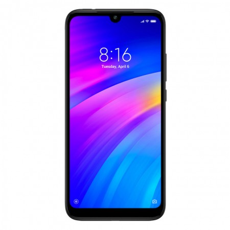 Смартфон Xiaomi Redmi 7 3Gb/64Gb Black фото 1