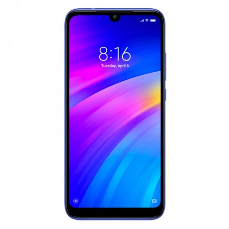 Смартфон Xiaomi Redmi 7 2Gb/16Gb Blue фото 1