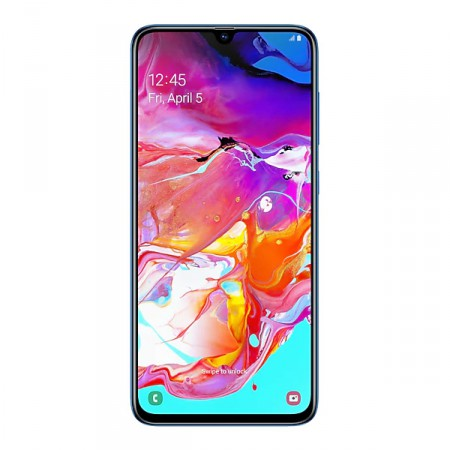 Смартфон Samsung Galaxy A70 (2019) 128Gb Blue фото 1