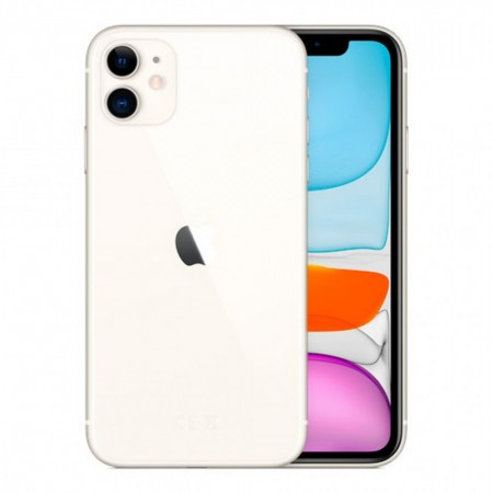 Смартфон Apple iPhone 11 128GB Белый фото 1