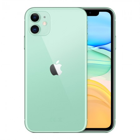 Смартфон Apple iPhone 11 64GB Зеленый фото 1