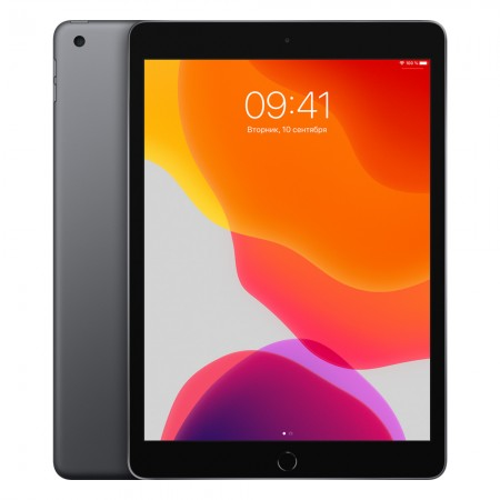 "Планшет Apple iPad 10.2"" 2019 128Gb Wi-Fi+LTE Space Gray фото 1"