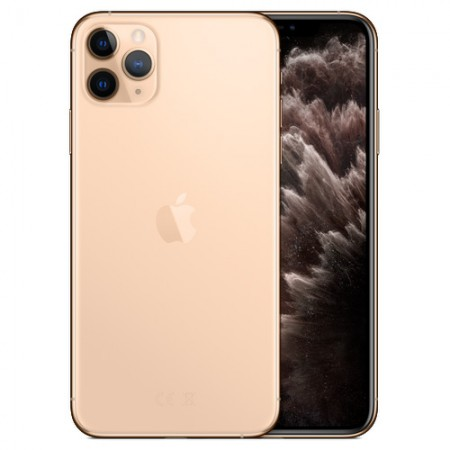 Смартфон Apple iPhone 11 Pro Max 64GB Gold (MWHG2RU/A) фото 1