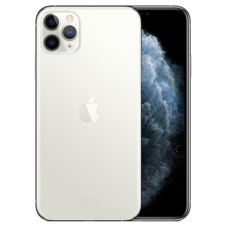 Смартфон Apple iPhone 11 Pro Max 64GB Silver (MWHF2RU/A) фото 1
