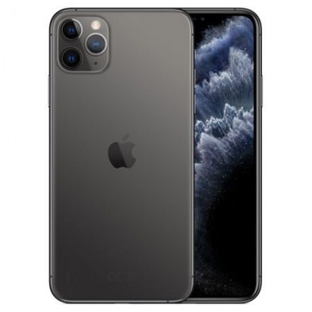 Смартфон Apple iPhone 11 Pro Max 256GB Space Gray (MWHJ2RU/A) фото 1