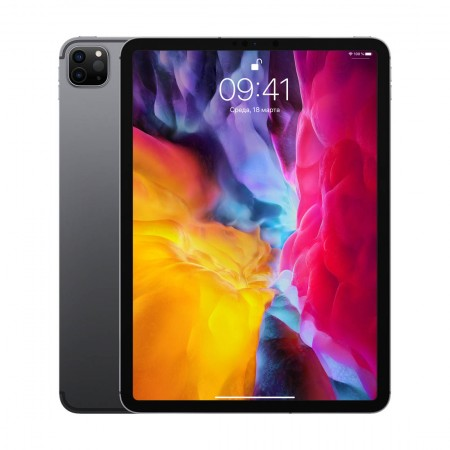 Планшет Apple iPad Pro 11 (2020) 128Gb Wi-Fi Space Gray