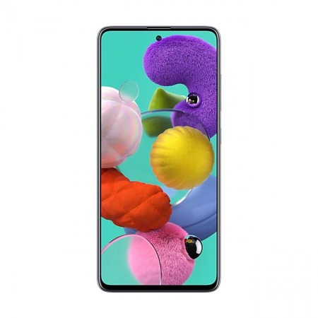 Смартфон Samsung Galaxy A51 6/128GB Чёрный фото 1