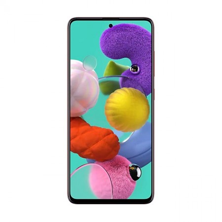 Смартфон Samsung Galaxy A51 6/128GB Красный фото 1
