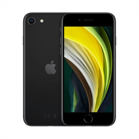 Смартфон Apple iPhone SE (2020) 64GB Черный фото 1