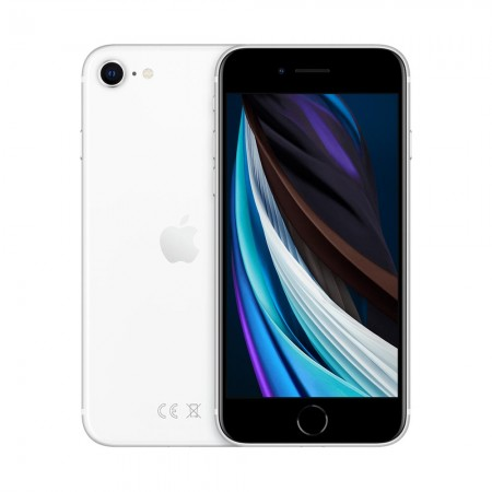 Смартфон Apple iPhone SE (2020) 128GB Белый фото 1