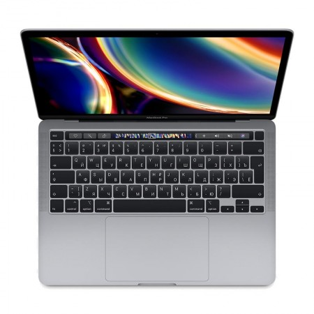 Ноутбук Apple MacBook Pro 13 Mid 2020 MWP42 РСТ (Intel Core i5 2000MHz/16GB/512GB SSD/Iris Plus Graphics G7/Space Gray) фото 1