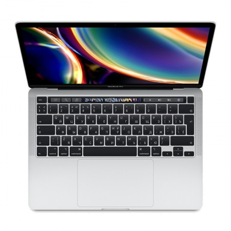 Ноутбук Apple MacBook Pro 13 Mid 2020 MWP72 (Intel Core i5 2000MHz/16GB/512GB SSD/Intel Iris Plus Graphics G7/Silver) фото 1
