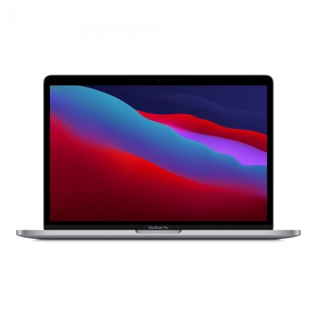 "Ноутбук Apple MacBook Pro 13"" 2020 (M1/8GB/512GB SSD/Space Gray) MYD92LL/A фото 1"