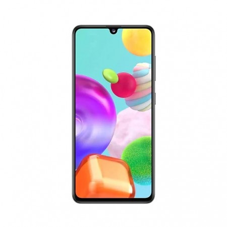 Смартфон Samsung Galaxy A41 64GB, чёрный фото 1