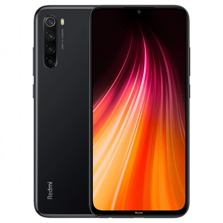 Смартфон Xiaomi Redmi Note 8 4/64Gb Black фото 1