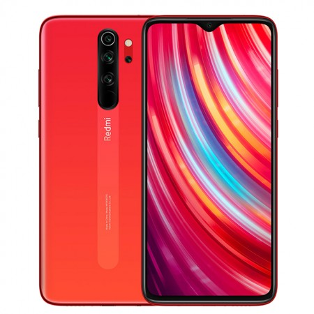 Смартфон Xiaomi Redmi Note 8 Pro 6/64Gb (Orange) фото 1