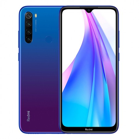 Смартфон Xiaomi Redmi Note 8 4/64Gb Blue фото 1