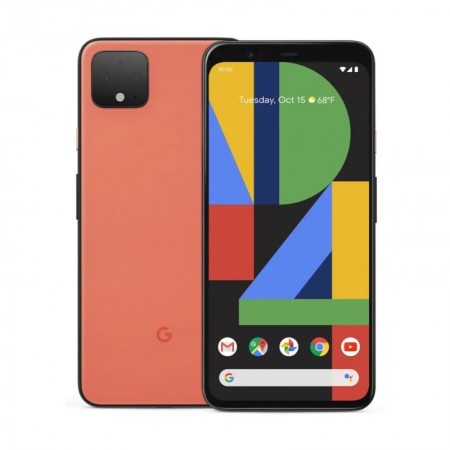 Смартфон Google Pixel 4 6/64GB Orange фото 1