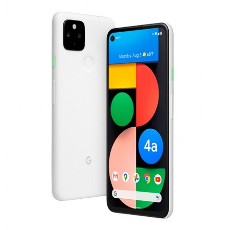 Смартфон Google Pixel 4A 5G 128GB Clearly White фото 1
