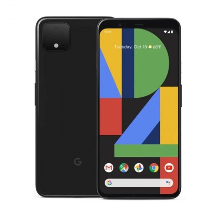 Смартфон Google Pixel 4 XL 6/64GB Just Black (Черный) фото 1