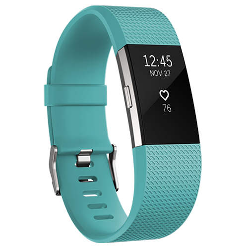 Браслет Fitbit Charge 2 Teal  фото