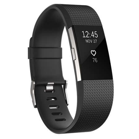 Браслет Fitbit Charge 2 Black