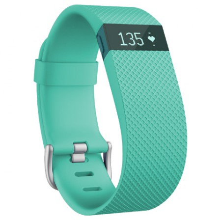 Браслет Fitbit Charge HR Teal S фото 1