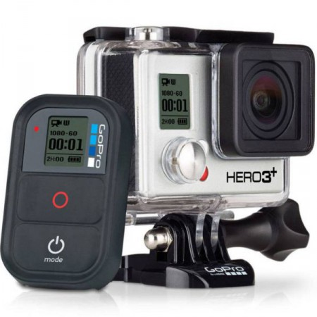 Камера GoPro HERO3+ Black Edition Surf