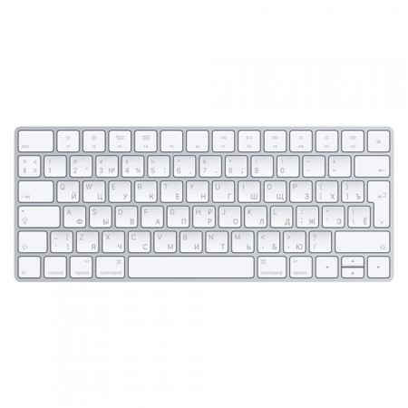 Клавиатура Apple Magic Keyboard White Bluetooth фото 1
