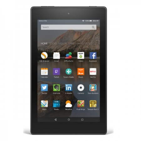 Планшет Amazon Kindle Fire HD 8 with Alexa, 2017, 16Gb