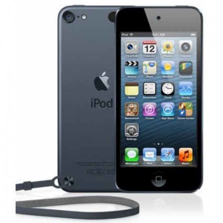 Цифровой плеер Apple iPod touch 5 32Gb Space Grey фото 1