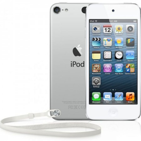 Цифровой плеер Apple iPod touch 5 32Gb Silver фото 1