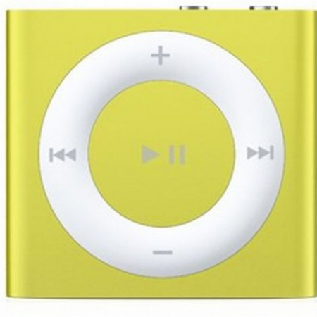 Цифровой плеер Apple iPod Shuffle 4 Yellow 2Gb фото 1