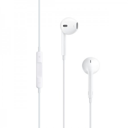 Наушники Apple Ear Pods Remote and Mic MD827 фото 1